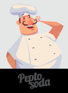 Peptosoda
